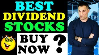 Best Dividend Stocks to Buy Right Now?
