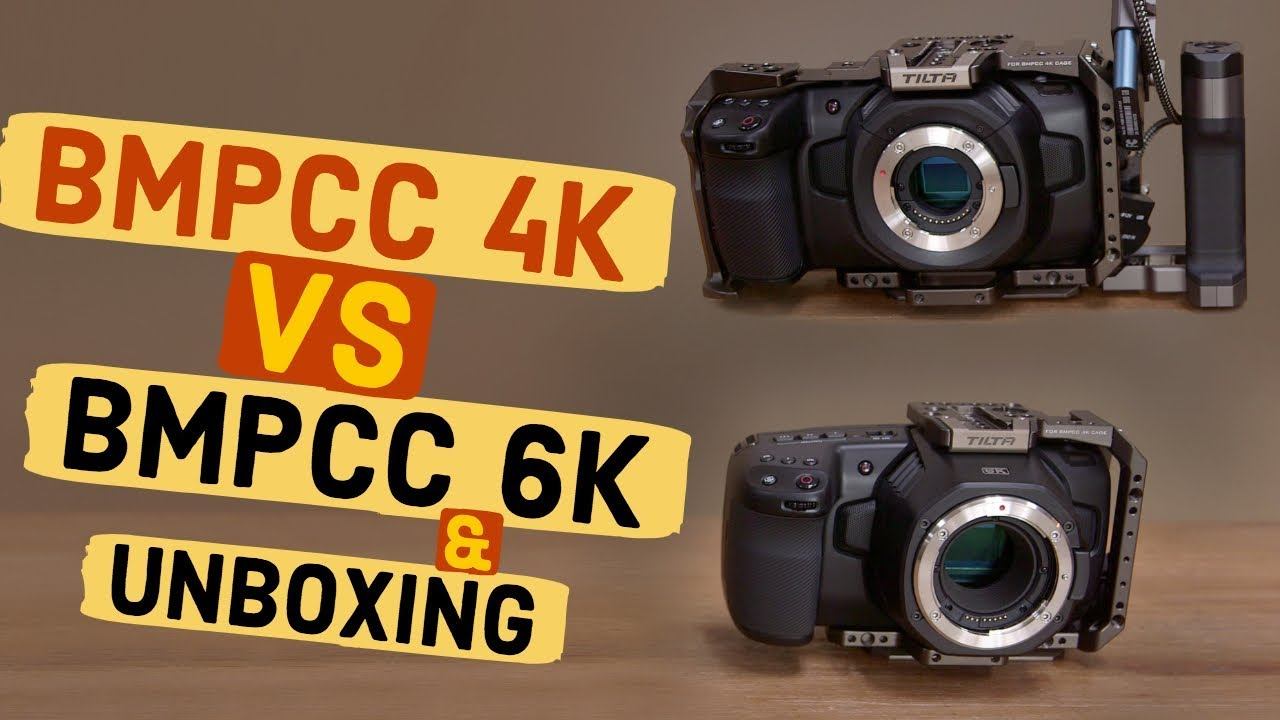 Bmpcc 6k Vs 4k Test Footage Unboxing The Blackmagic Pocket Cinema Camera 6k Youtube