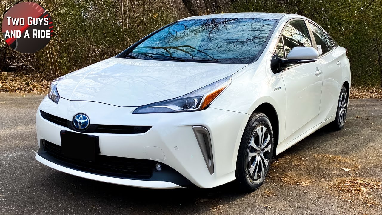 Toyota Prius 2020 AWDe - More Miles and More Traction - YouTube