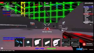 Phin - Plays Roblox - Lasertag