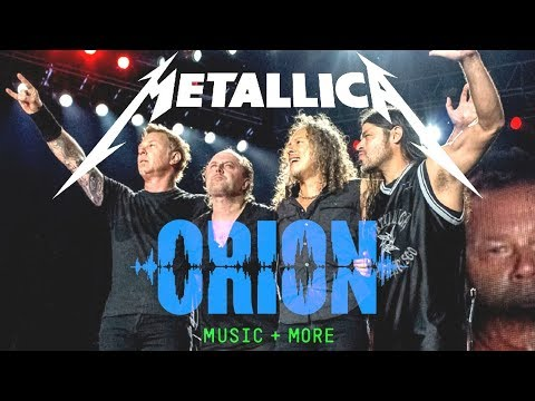 Metallica - Live at Orion Music + More Festival II (2013) [Full Show]
