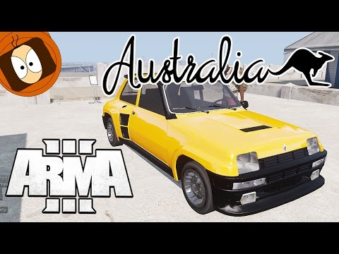 JAVA LIFE | DEVENIR RICHE : RENAULT R5 TURBO & POMMES ! | ARMA 3