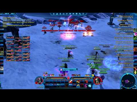 Doing My Pvp Dailies In Swtor