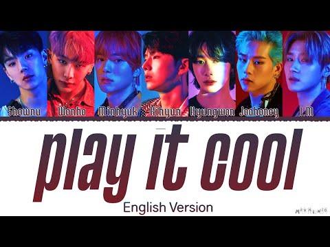 MONSTA X \u0026 Steve Aoki - Play It Cool (English Version) Lyrics indir