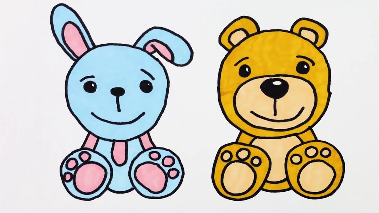 Como Desenhar Brinquedos Para Crianças