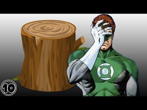 Top 10 Superhero Weaknesses