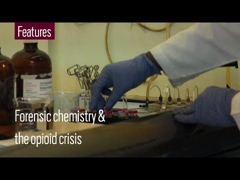 How Forensic Labs Are Facing The Opioid Crisis