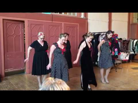 c00d316e2 All that Jazz- Vintage Fair Performance by Dance with Emily. Adult ...