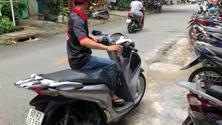 Làm Nồi Sh 150i 2018 Việt Nam Lên 160 Km/h Chạy Nhẹ Bốc Tiết Kiệm Xăng Êm Ái Mở Hết Tua Máy Tại TBK