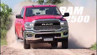RAM 2500 Laramie - Test - Matías Antico - TN Autos