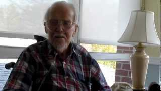 Harry Stebbing Talks about his Army Air Force Service in World War II Part 1