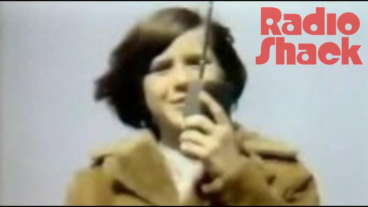 1977 Radio Shack TV Commercial - Space Patrol Walkie-Talkies