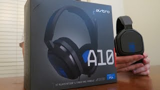 Video ASTRO A10 Headset Review ($60 ASTRO Gaming Headset!) download MP3, 3GP, MP4, WEBM, AVI, FLV Juni 2018