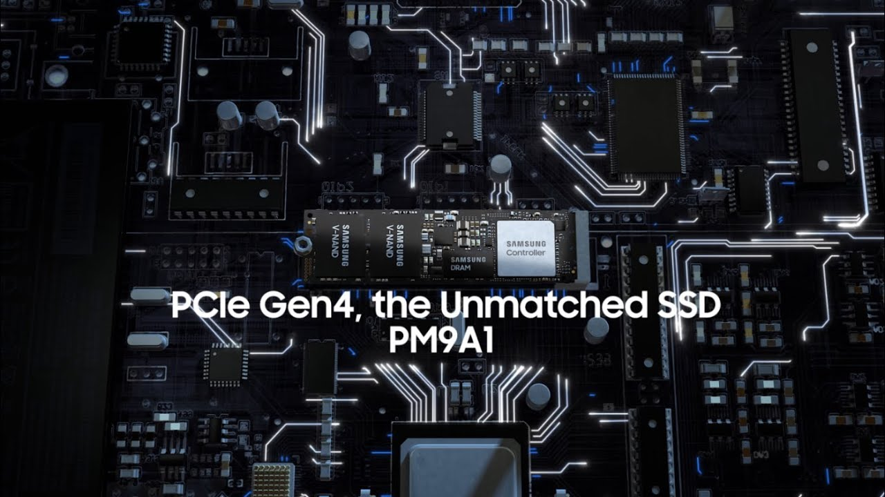PM9A1: The unmatched SSD | Samsung