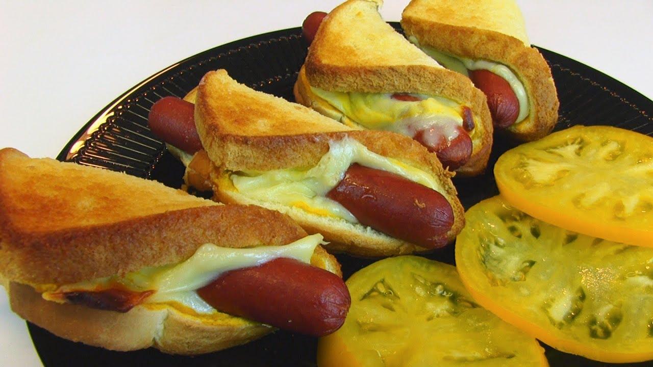 Cornbread Hot Dogs