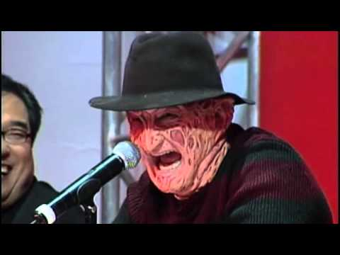FREDDY VS JASON PRE-FIGHT WEIGH IN AND NEWS CONFERENCE