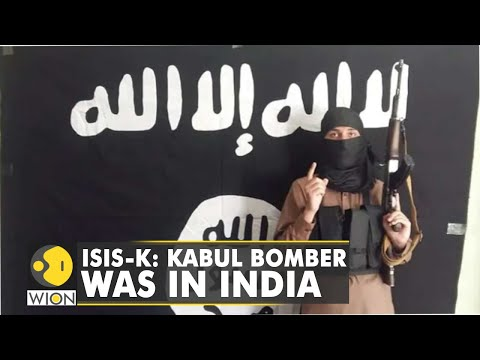 ISIS-K: Suicide bomber