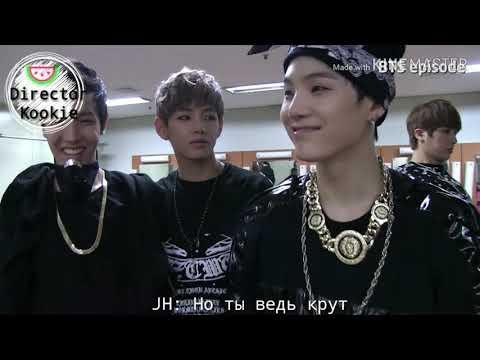 130613 [Episode] BTS - Debut day / Дебют, Часть 2. [Рус Саб / RUS SUB by Director Kookie]