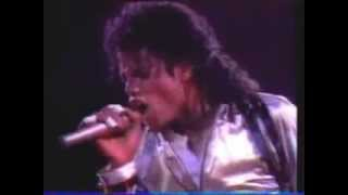 Michael Jackson - Heartbreak Hotel - Madison Square Garden 1988