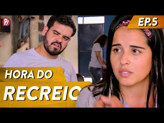 HORA DO RECREIO - PARA NA ESCOLA | PARAFERNALHA