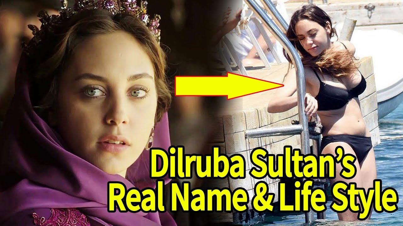 Dilruba Sultan Real Name & Lifestyle | OykU Karayel Turkish Actors  Lifestyle | Kosem Sultan Cast