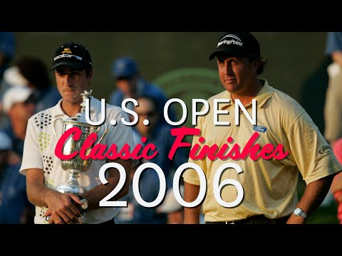 U.S. Open Classic Finishes: 2006