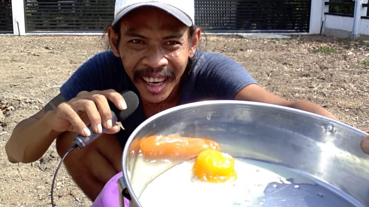 ทอดไข่ด้วยแสงแดด(จะกินได้มั้ย)-กีตาร์ลิง