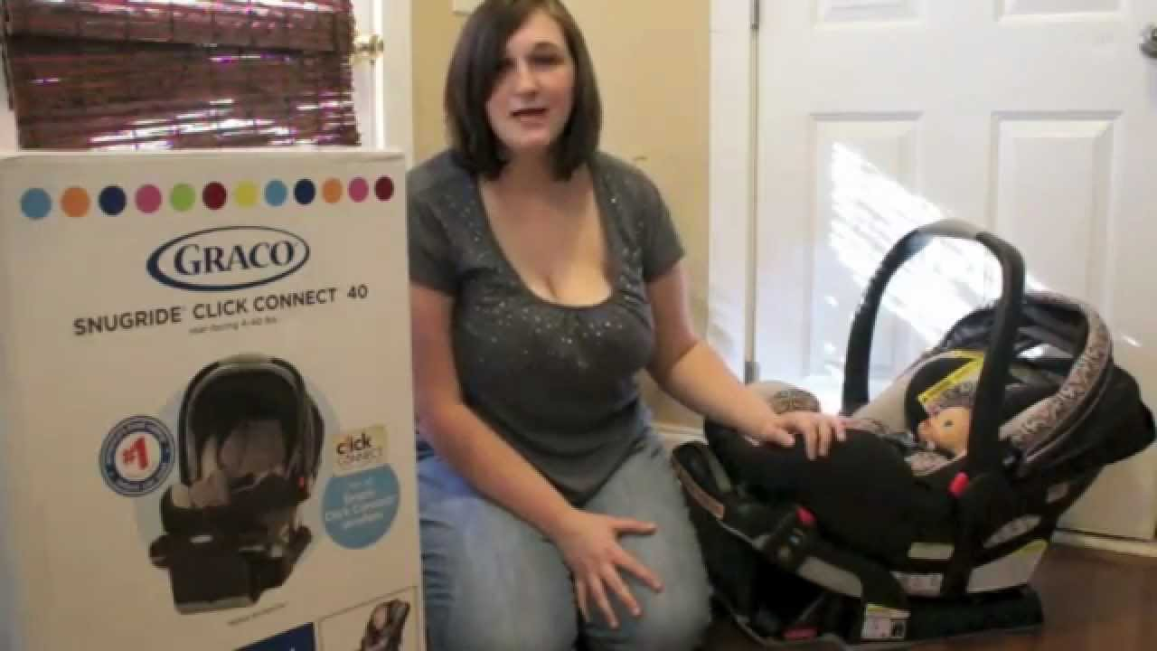 Graco SnugRide® Click Connect™ 40 Review - YouTube