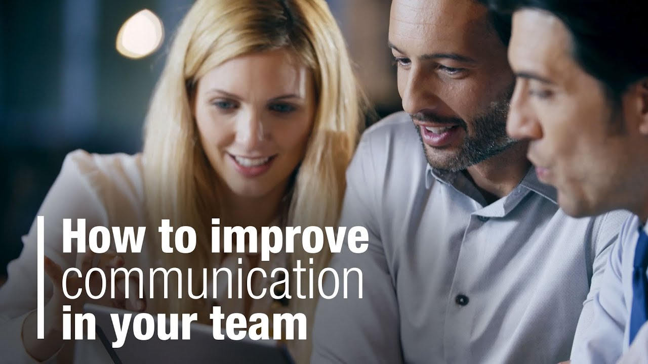 The importance of good communication | Michael Page