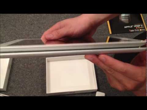 Apple New iPad 3 3rd Generation Unboxing Review (HD)