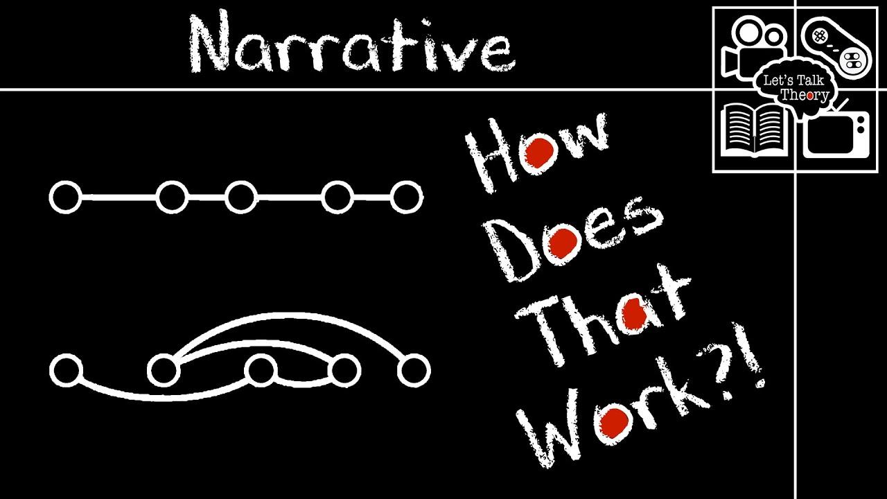 define narrative report