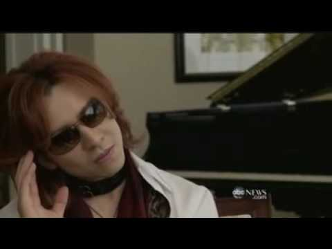 Yoshiki Hayashi on ABC World News