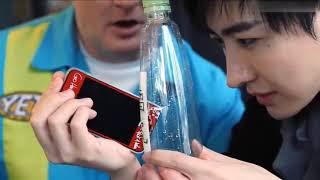 Телефон в бутылке Секрет фокуса Оборудование для трюка Смотреть обзор товара. Отзывы Купить Заказать
