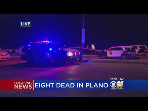 8 People, Including Suspect, Shot To Death In Plano Home