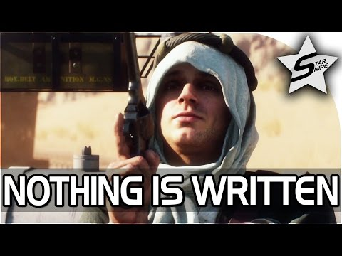 """Battlefield 1 Single Player Campaign Gameplay - Nothing is Written Mission - """"Lawrence of Arabia"""""""