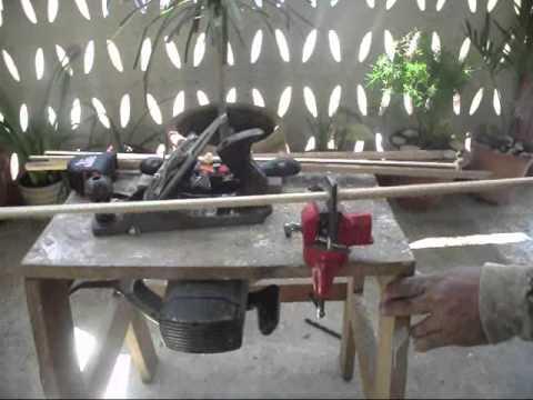 Elaboracion de varas para flechas de madera tradicionales for Elaboracion de estanques para piscicultura
