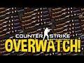 Vůbec ho nezajímá, že dostane VAC Ban... :D | CS:GO Overwatch