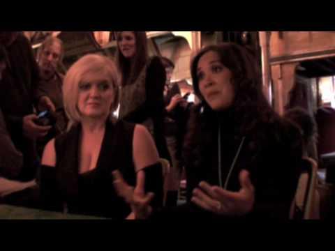 Myleene Klass and Bernie Nolan - dailystar.co.uk Interview
