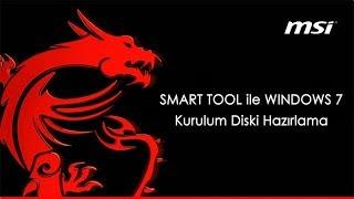 mSI Smart Tool Windows 7 Kurulumu