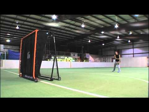 Goalrilla G Trainer - Baseball Softball - Rebound Side