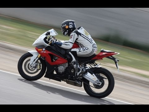 BMW S1000RR Test & Fahrerimpressionen