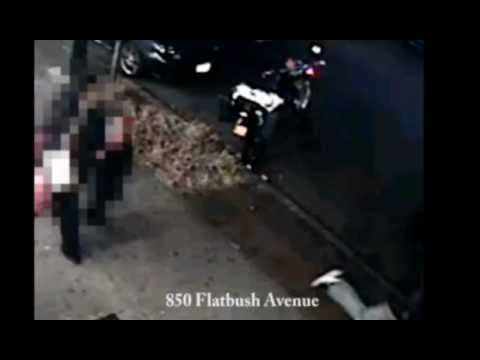 NYPD searches video for clues in slayings