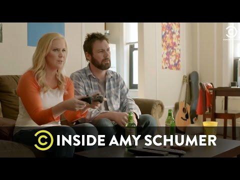 Inside Amy Schumer - Un Videojuego Demasiado Realista