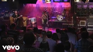 Band of Horses - Laredo (Live On Letterman)