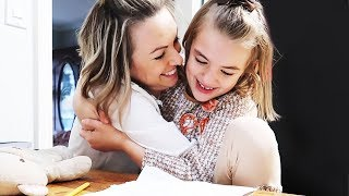 Beautiful Mommy/Daughter Moments!