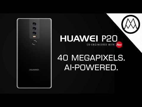 HUAWEI P20 - THE SMARTPHONE REVOLUTION IS HERE?