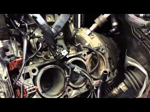 M272 Amp M273 Engine Balance Shaft Installation And Timing