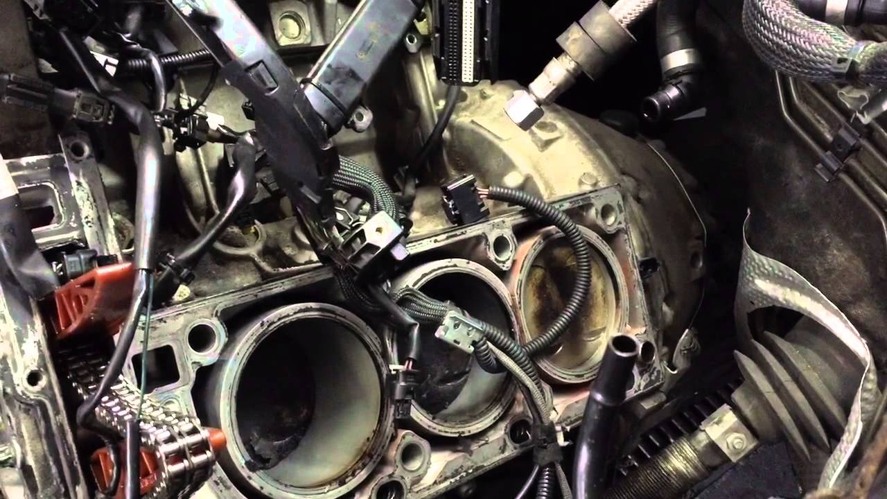 Fix the balance shaft on mercedes m272 youtube for Mercedes benz m272 engine