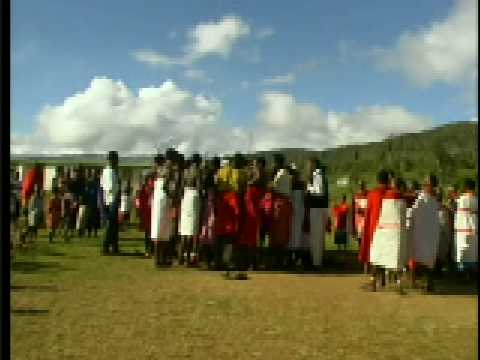 Africa - Kenya - Samburu people - Dance