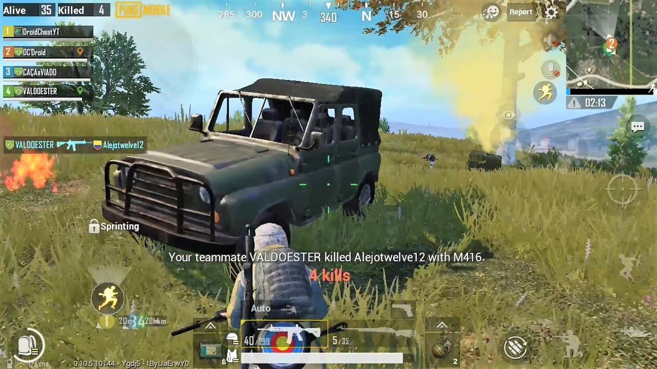 Official Pubg Mobile Gameplay: PUBG Mobile Android Gameplay #23